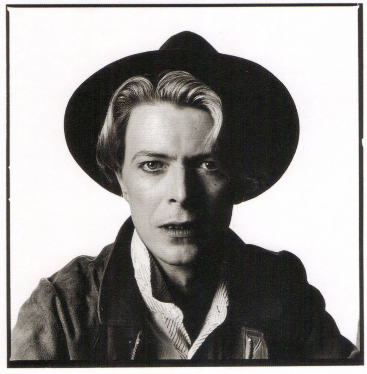 David Bowie, 1982 by David Bailey