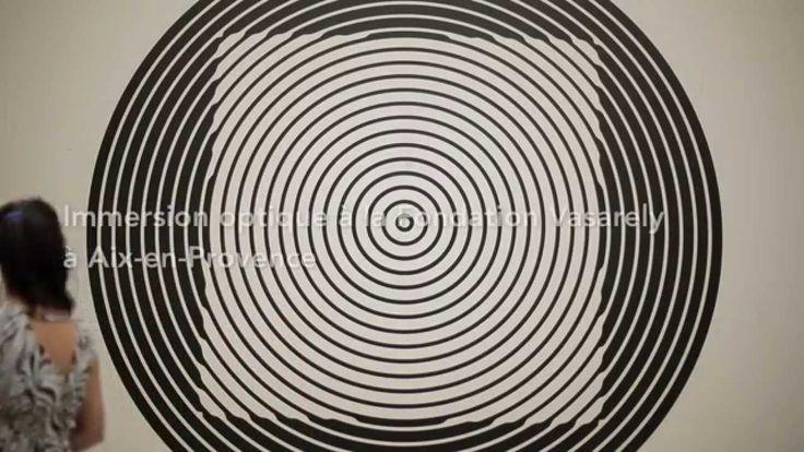 Musée Aix en Provence: Immersion optique à la fondation Vasarely
