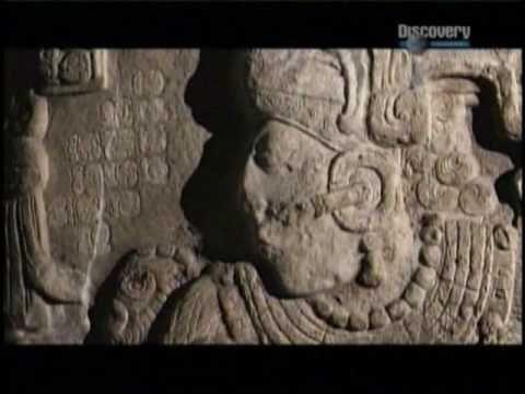 El Código Maya, documental 2/4 por Canal Discovery