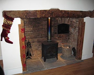 how to restore an uncovered fireplace bread oven - Google Search