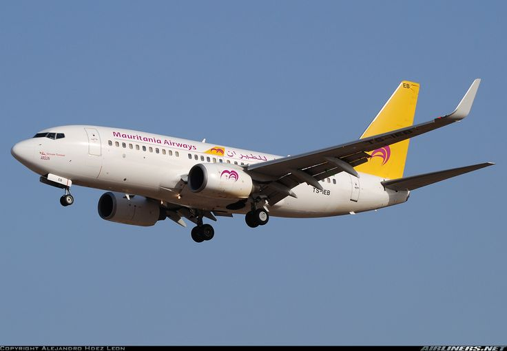 Boeing 737-7L9 - Mauritania Airways (Tunisair) | Aviation Photo #1575116 | Airliners.net