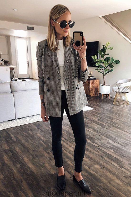 35 Noble Office-Kleidung für den Herbst – Ella Da
