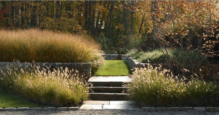 Stephen Stimson Garden, Color Changing Fall Autumn Leaves | Gardenista