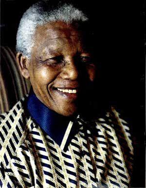 Entrevista a Nelson Mandela