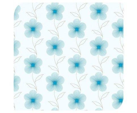 Eve Blue Roller Blind