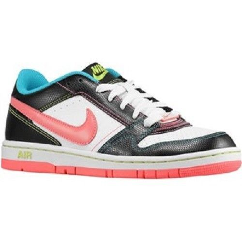 Nike Prestige 3 White/Black/Pink Sneakers For Women 394656 104