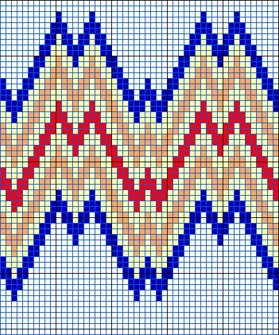 Bargello Patterns