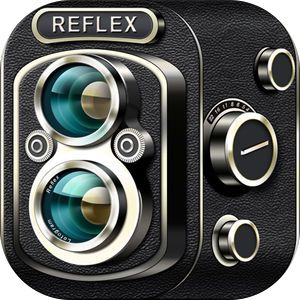 Reflex Free - Vintage Camera and Photo Editor for Instagram by Lotogram