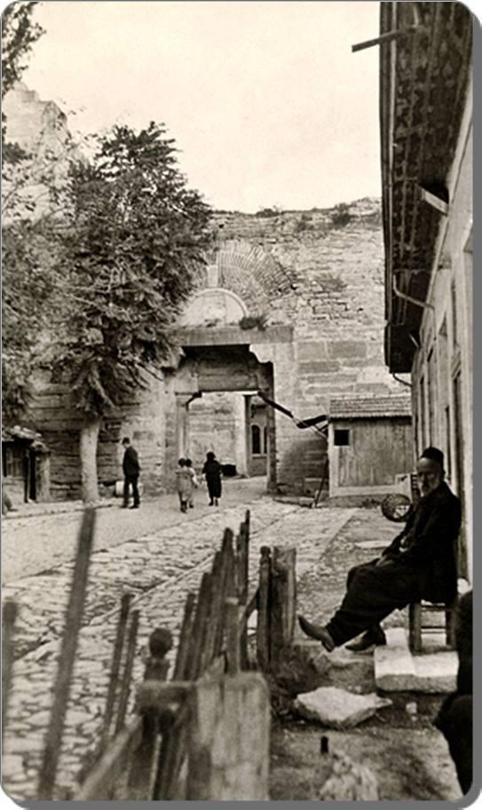 Mevlanakapı - 1920 ler