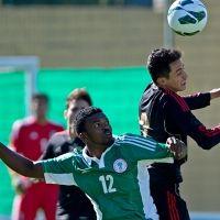 Así se jugó el México vs. Nigeria (2-0 Final) | Excélsior