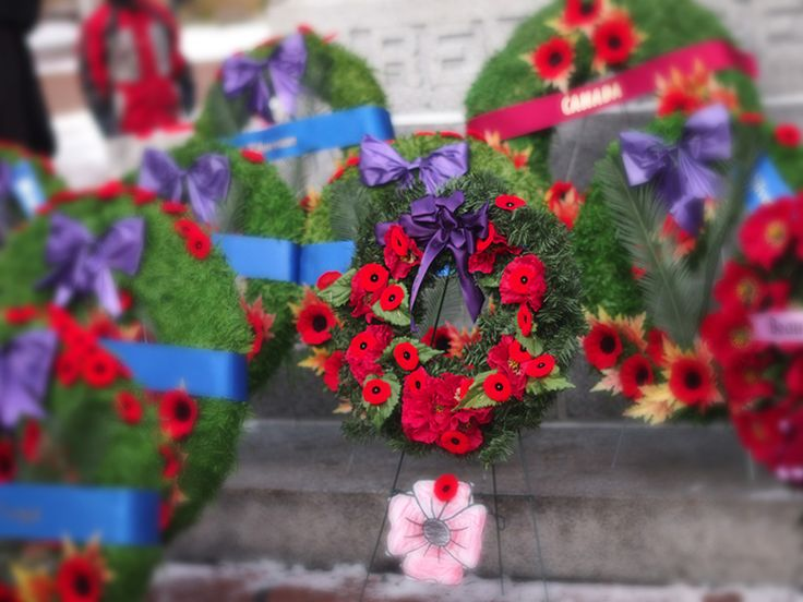 Have a thankful Remembrance Day, from your friends at Y&Y Photography Studios!
