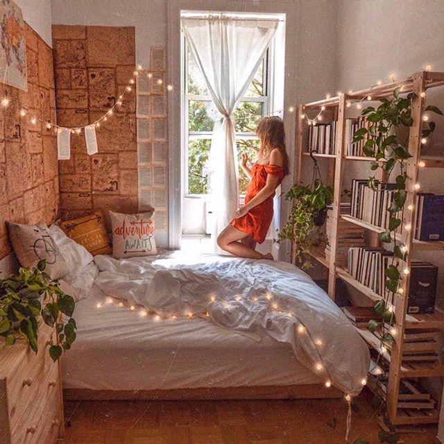 Pin Di Samsmiles Su Boho Bedroom Camera Da Letto Idee Arredamento Camera Da Letto Camera Da Letto Rilassante