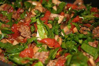Inside Out Lasagna By: Jennifer | Recipe