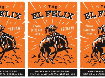 El Felix Postcard