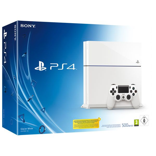 SONY PlayStation 4 500GB White B CHASSIS