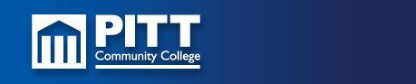 Pitt Community College 50th Anniversary Logo