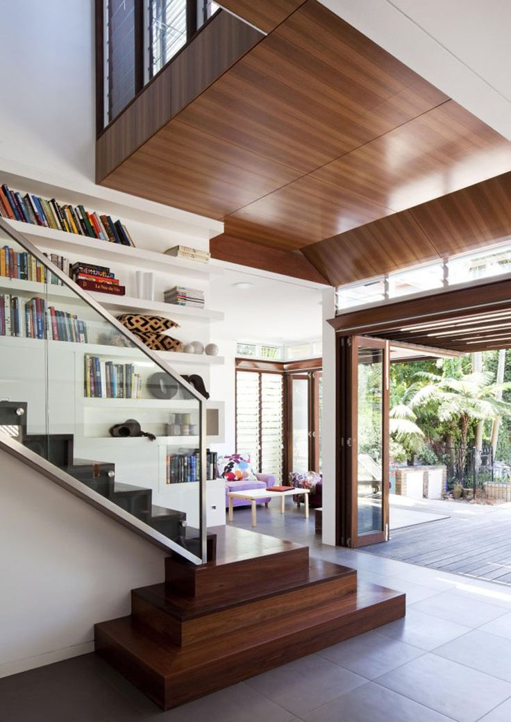 sustainable inner city home - mosmon, nsw   anderson architecture.