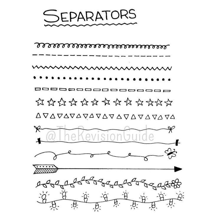 Separadores