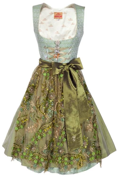 This is my dream dirndl, for sure.