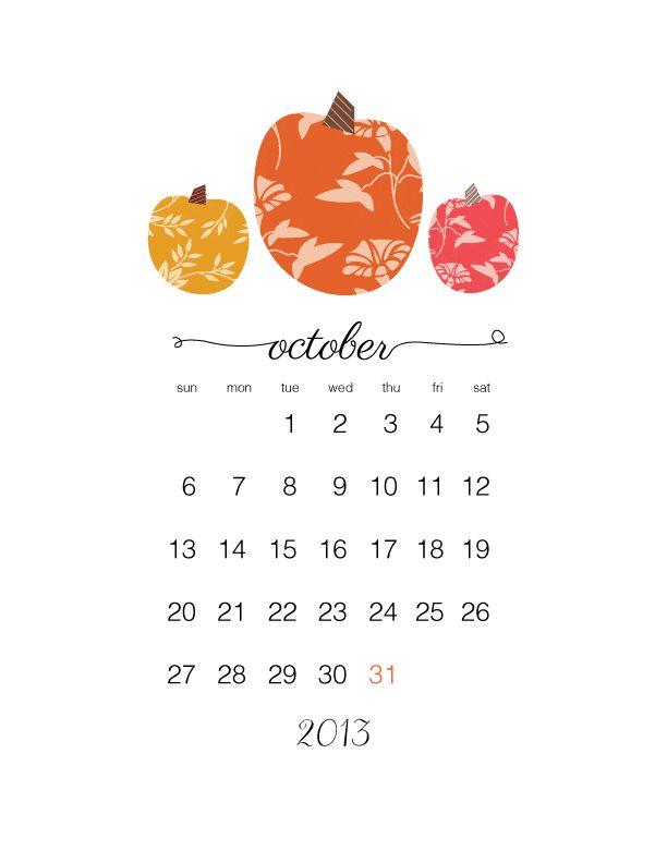 The 25+ best October 2013 calendar ideas on Pinterest | Moon sign ...