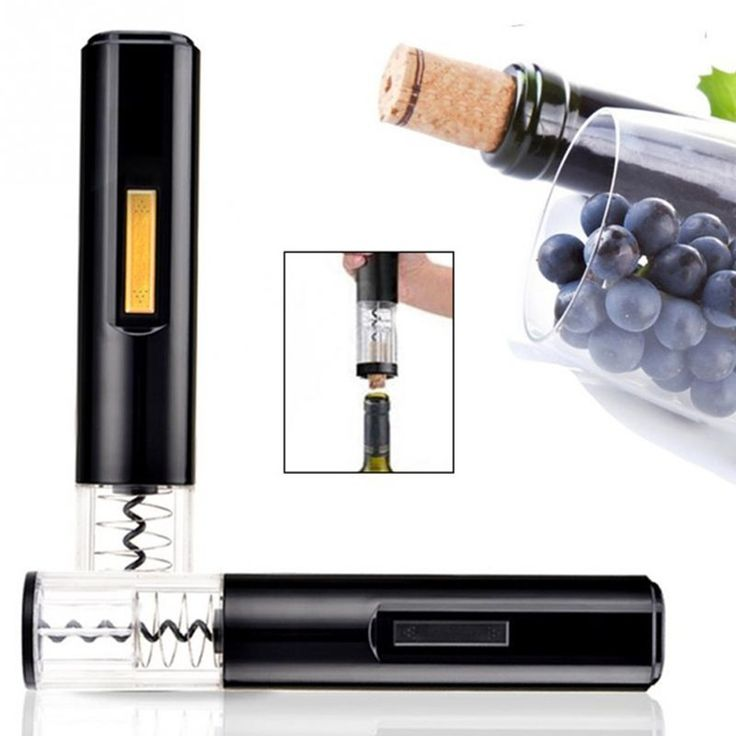 1pcs Fast Automatic Wine Opener Automatic Wine Bottle Opener Electric Corkscrew wine Electric Bottle Opener Wine Opener