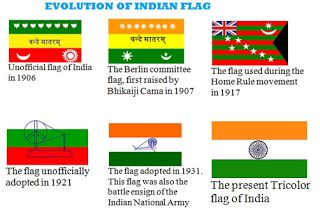 indian flag history - All Designs