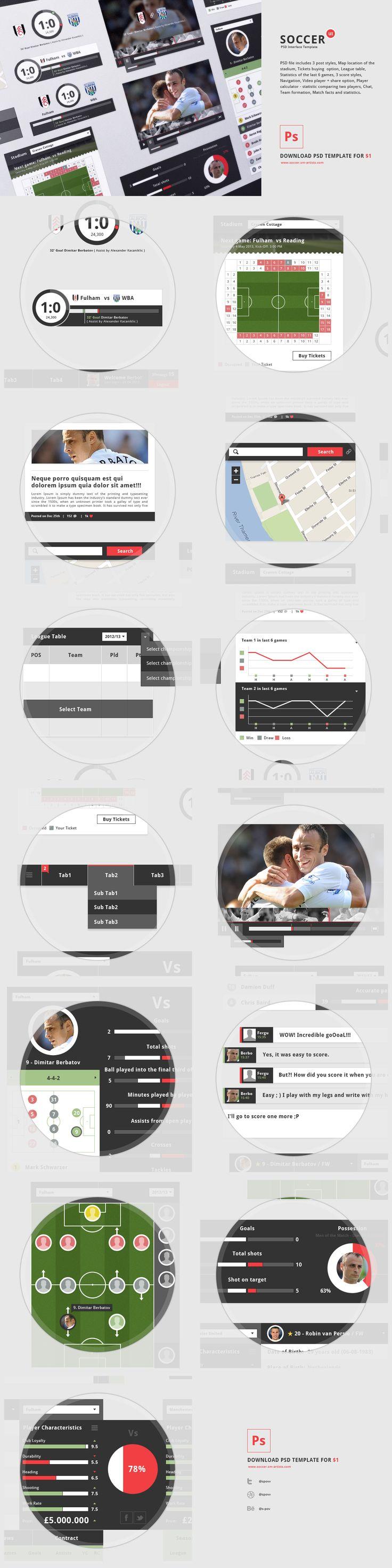 Soccer-PSD