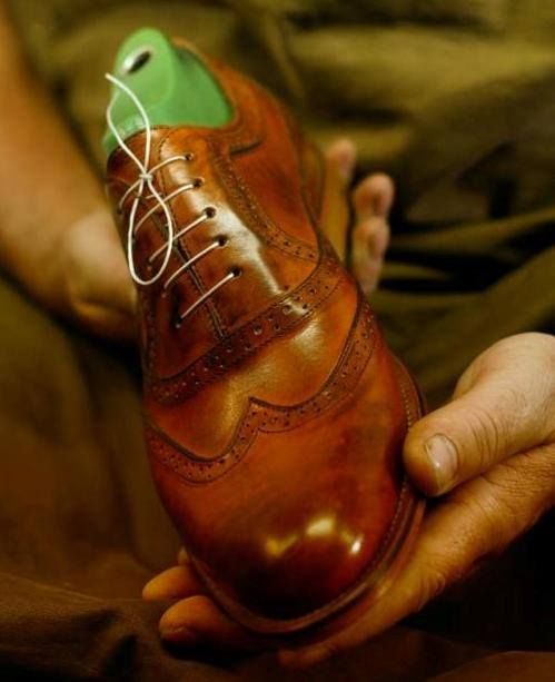 Oxford Shoes Vintage by Alexandru Pop