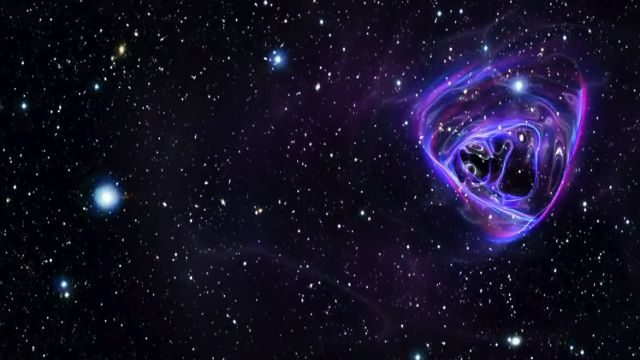 Gravitational Waves from the BIG BANG Discovered! [video]