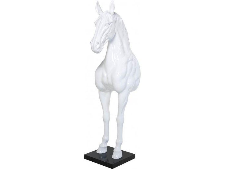 Figurka Dekoracyjna Standing Horse — Figurki dekoracyjne Kare Design — sfmeble.pl