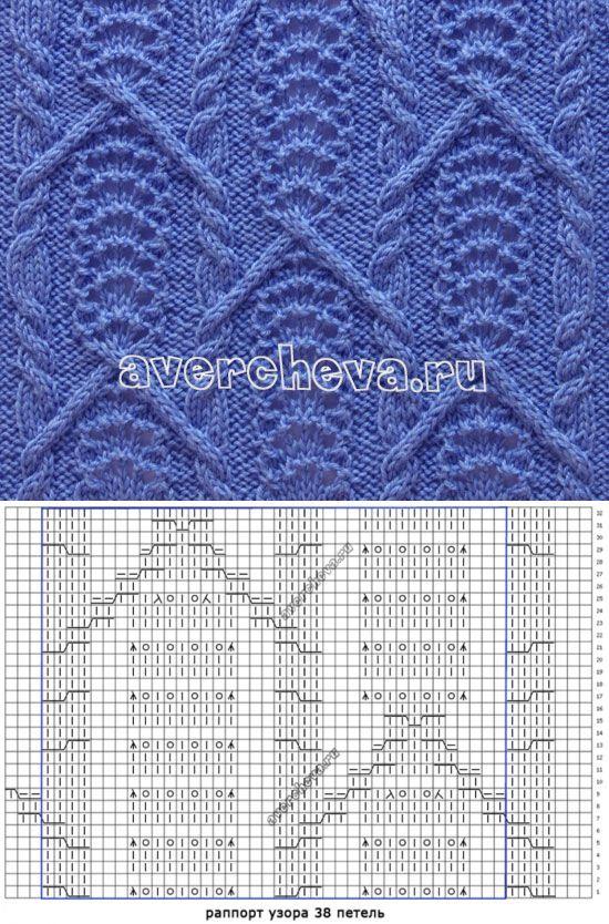 Вязание-спицы >Узор