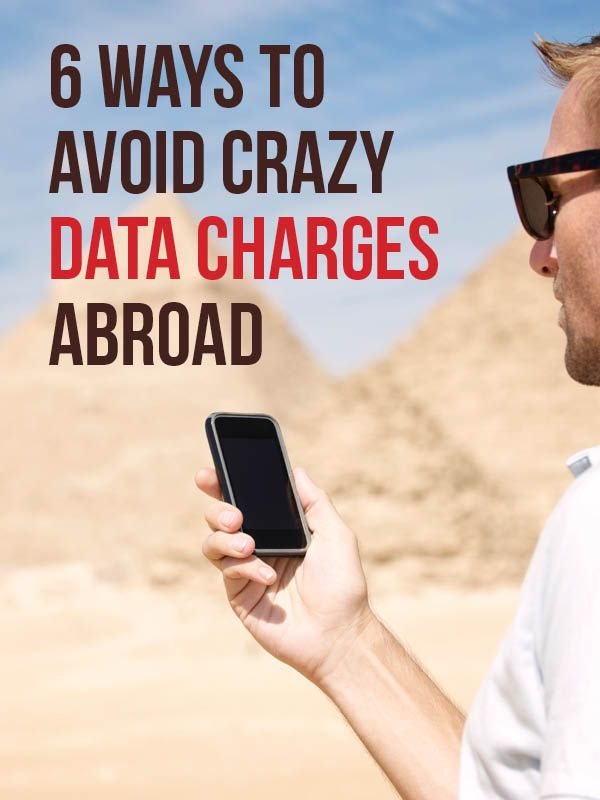 Traveling is awesome; crazy overseas phone bills are not. Here's how to get the best deal.