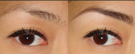 Use Coconut Oil to grow thicker eyebrows