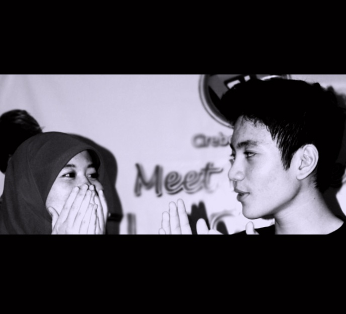 when you look at me in the eyes. #cakka