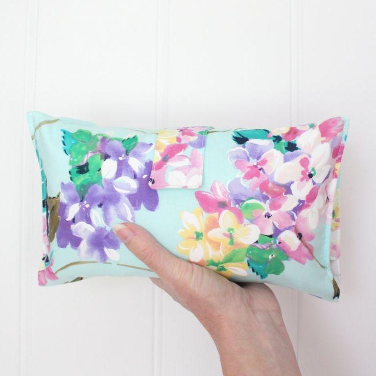 Nappy Wallet - Spring Fling Aqua