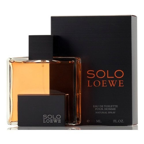 perfume para hombre solo loewe