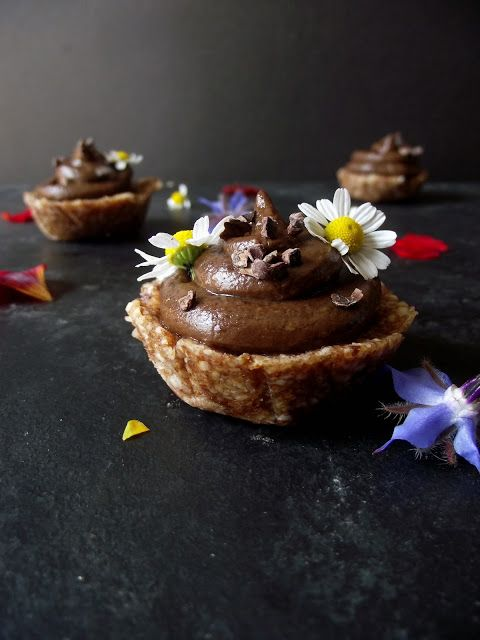 Almond & Date Crust with Avocado & Cacao Mousse Wholehearted Eats ...