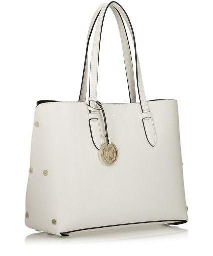 Biała torebka na ramię