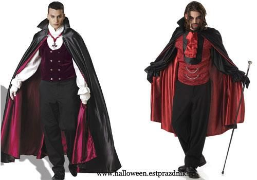 Вампиры костюм фото