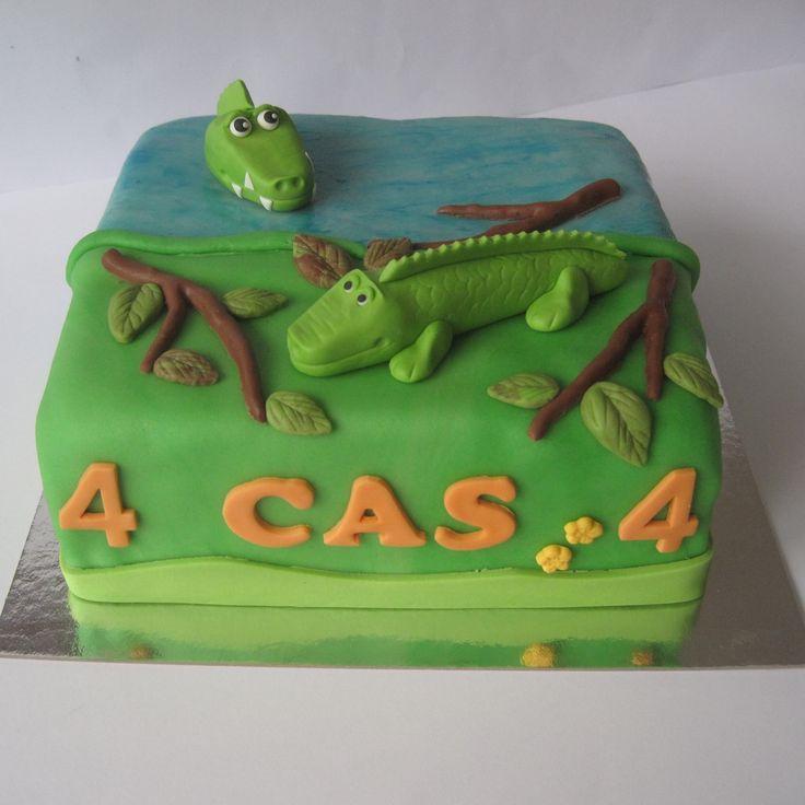 krokodillen taart - Google Search