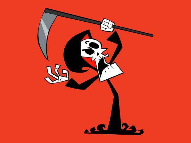 O tym, że śmierć też ma poczucie humoru - Joe Monster