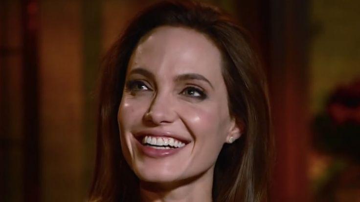 Angelina Jolie s'exprime pour la première fois depuis l'annonce de son divorce