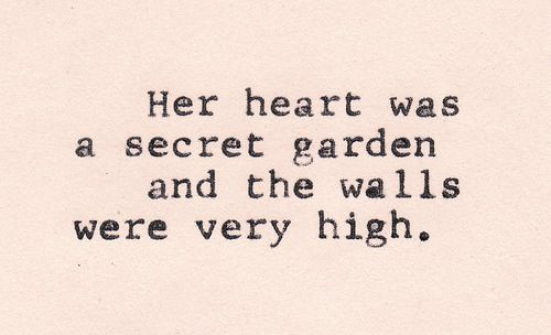 Thoughts, The Princesses Brides, My Heart, Barbed Wire, The Secret Gardens, Inspiration Quotes, Love Quotes, Wall, Beautiful Girls