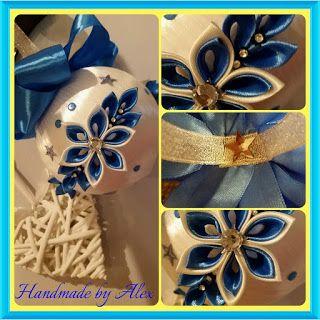 Handmade by Alex: Święta na niebiesko... czemu nie? New one... blue ...
