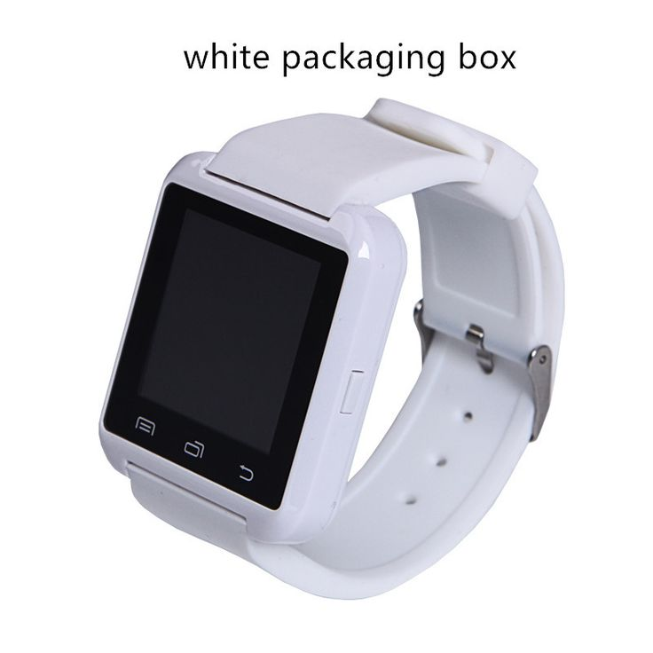 2016 hot sale Bluetooth android Smart Watch U8 for Apple Samsung cell phones wearable sport smartwatch