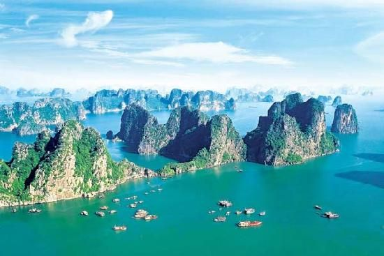 Halong bay - Hanoi - Vietnam