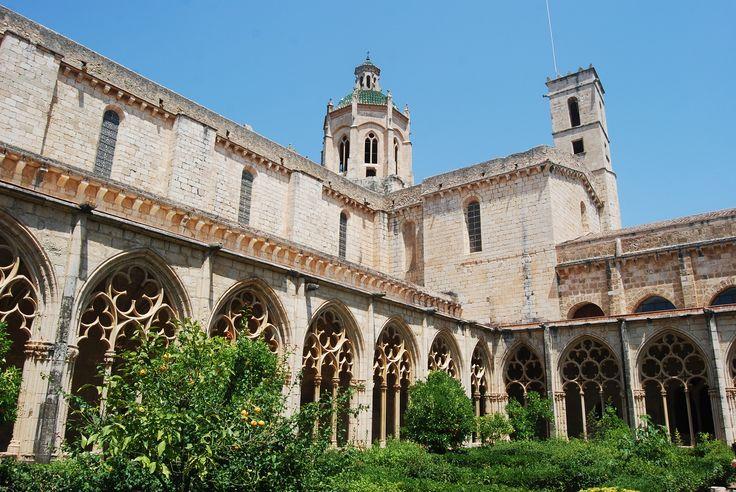 Monasterio of Santa Creus, Catalonia