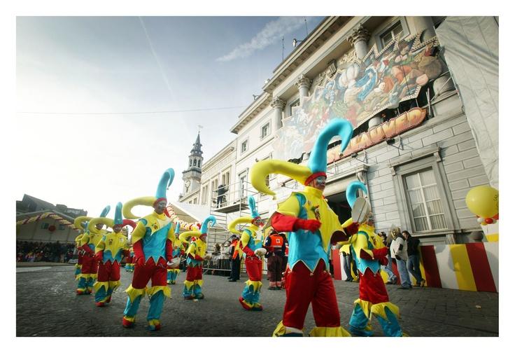 Aalst Carnaval Cultureel Erfgoed En Een Unieke Belevenis