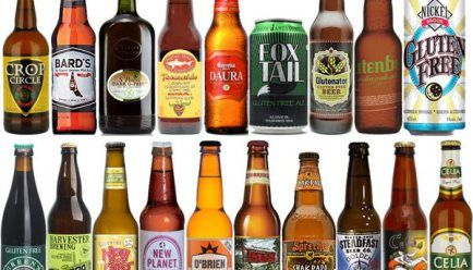 Gluten Free Beer List - The Ultimate Guide