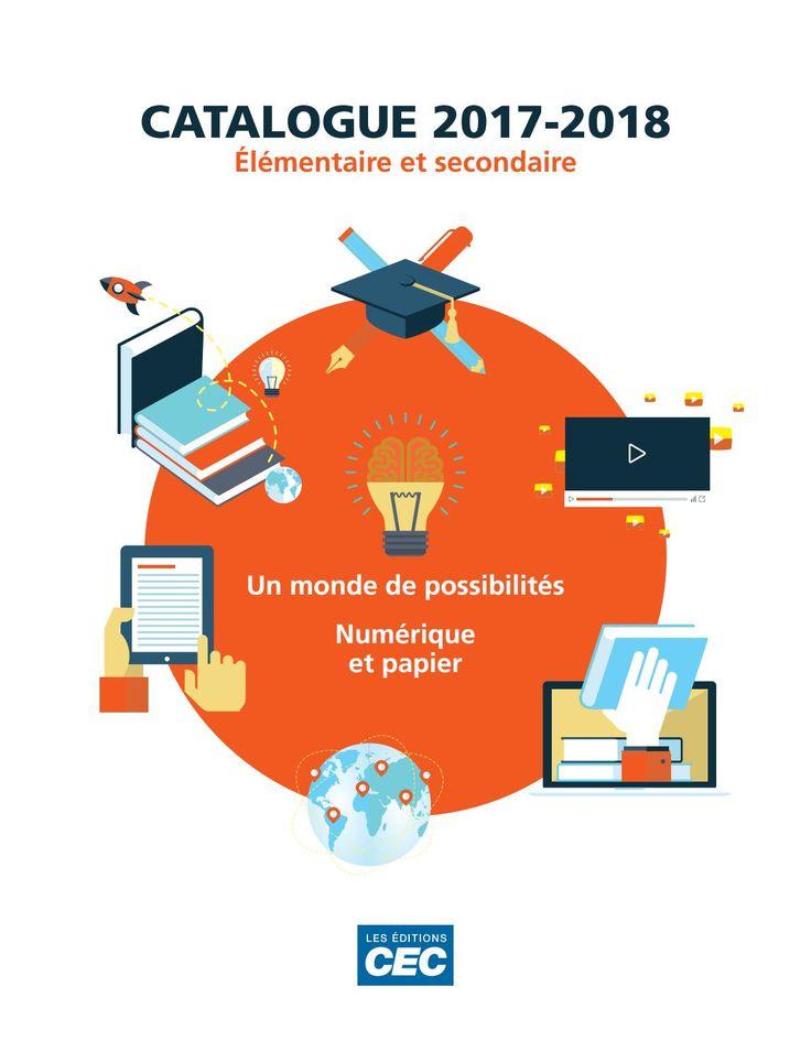 Catalogue 2017-2018 Élémentaire et secondaire